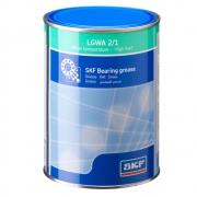 Carga alta pressão extrema faixa de temperatura SKF LGWA 2/1