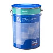Carga alta pressão extrema faixa de temperatura SKF LGWA 2/5