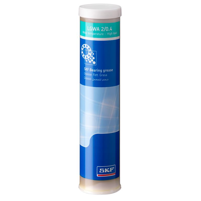 Conjunto de reabastecimento System 24 SKF LGWA 2/0.4 - 400 ml