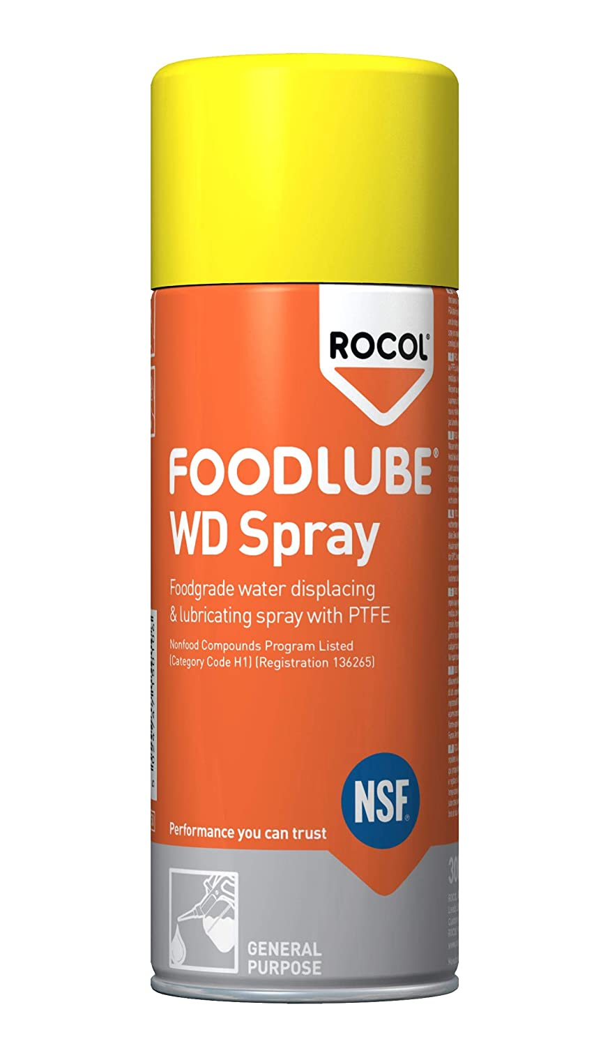 FOODLUBE WD SPRAY - 300 ml