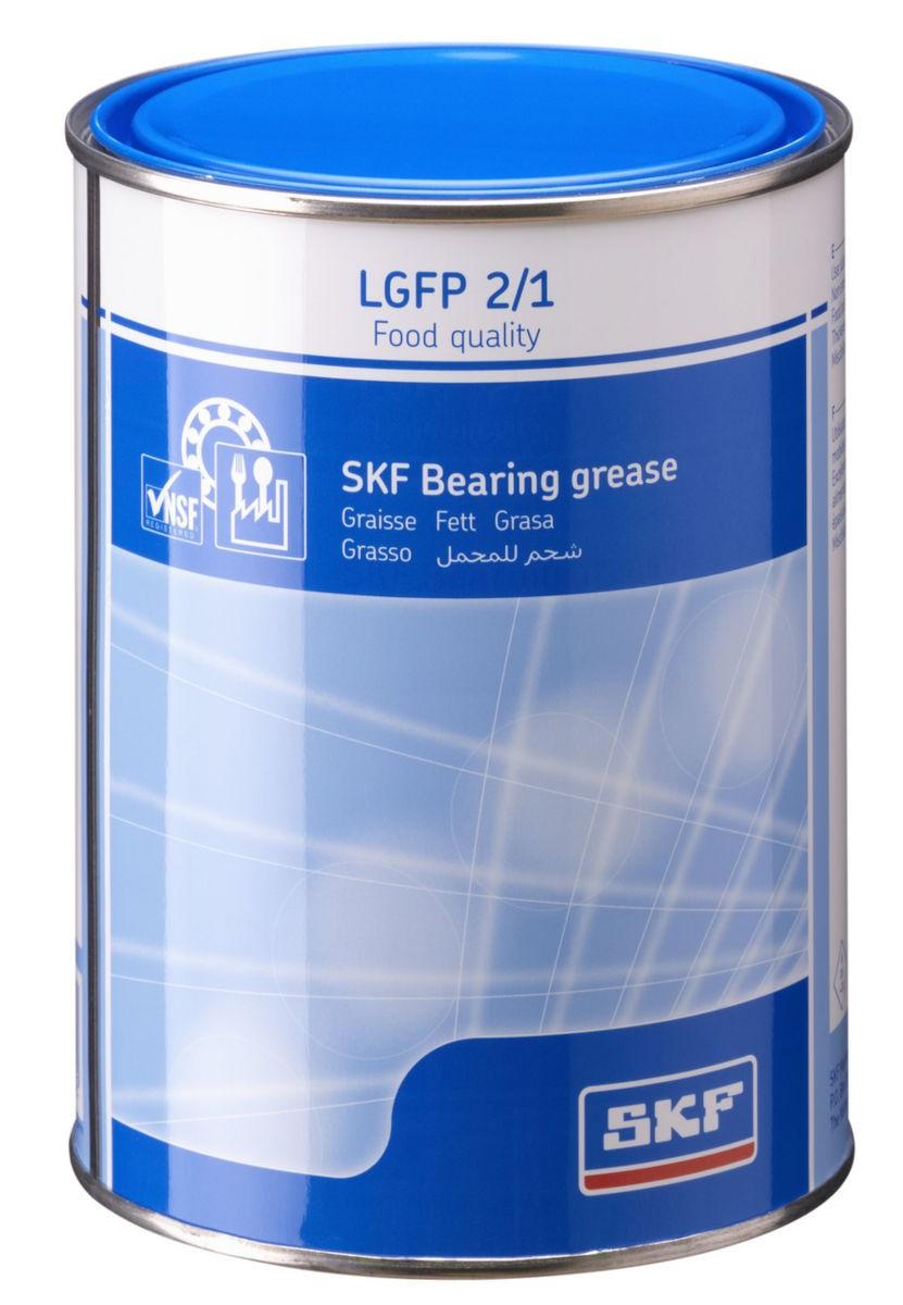Graxa de grau alimentício de uso geral  SKF LGFP 2/1