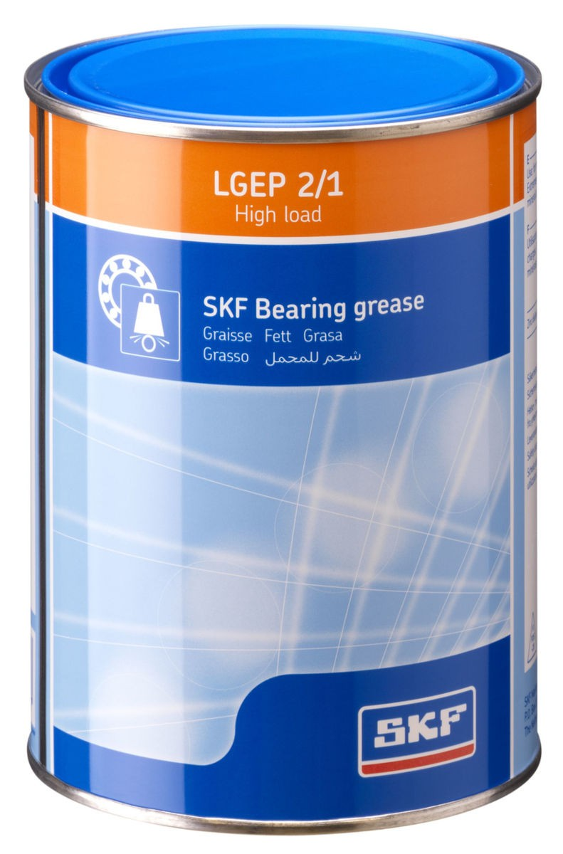 Graxa rolamento carga elevada pressão extrema  SKF LGEP 2/1