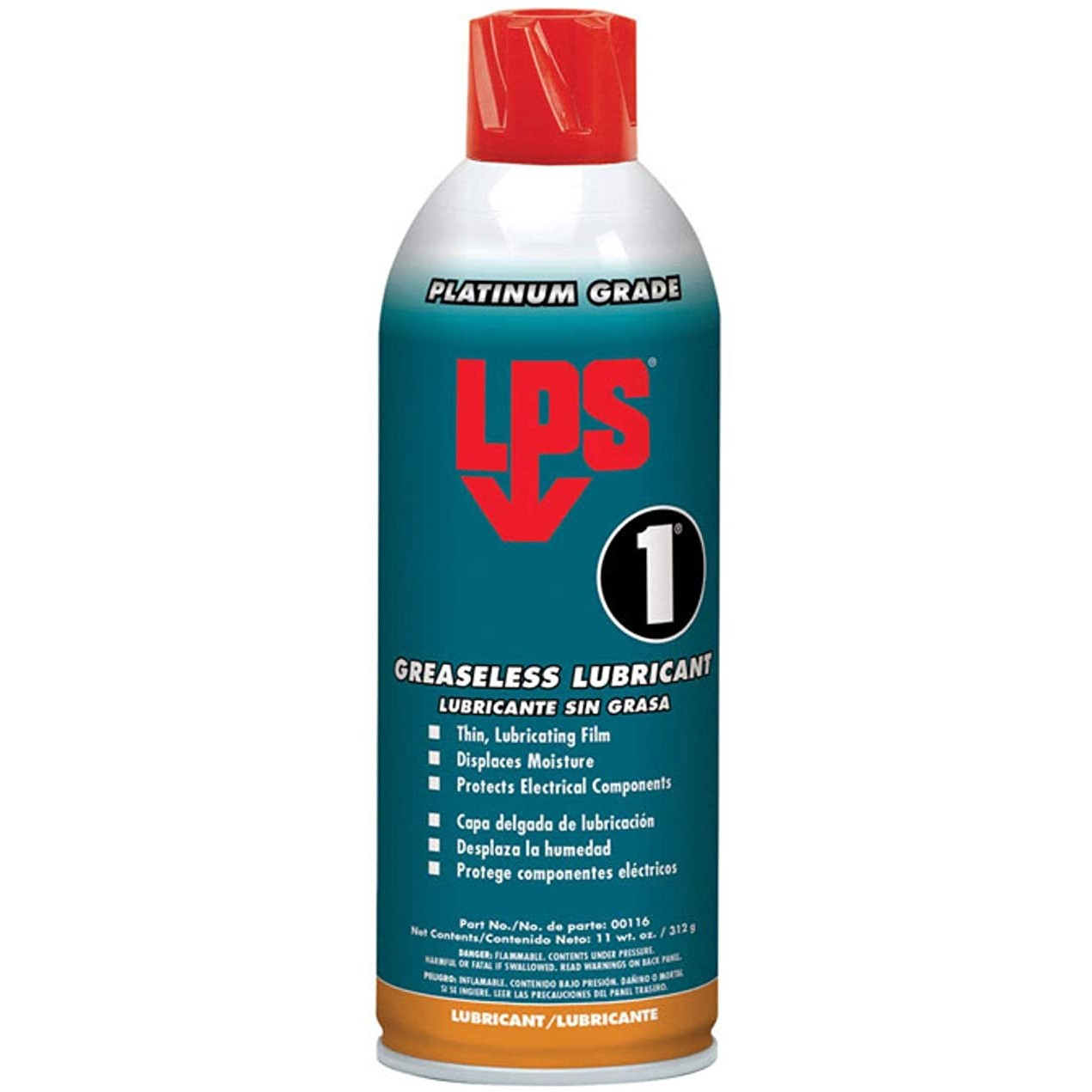 LPS 1 - GREASELESS - 300 ml