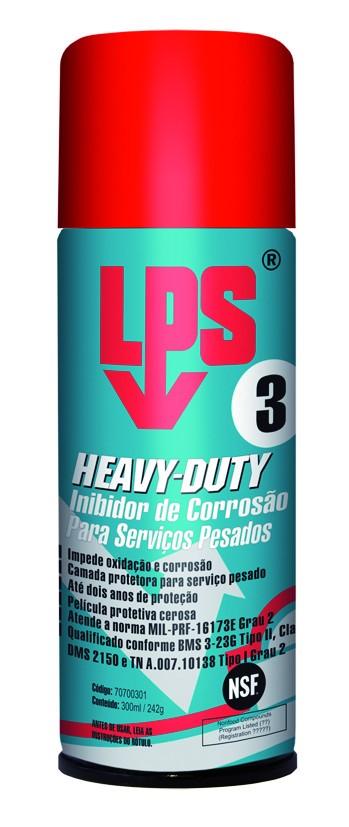 LPS 3 - HEAVY DUTY - 300 ml