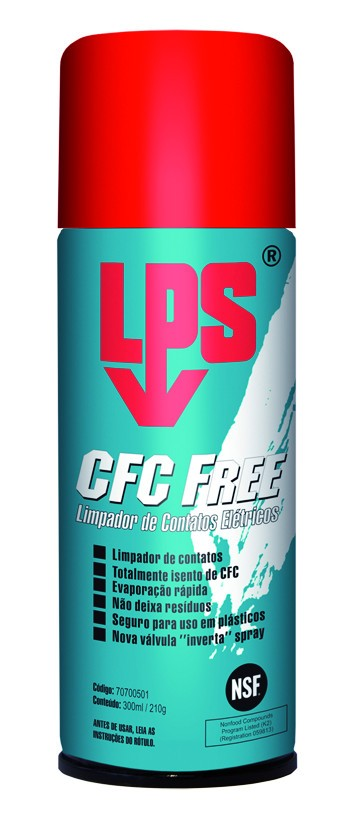LPS CFC FREE ITW