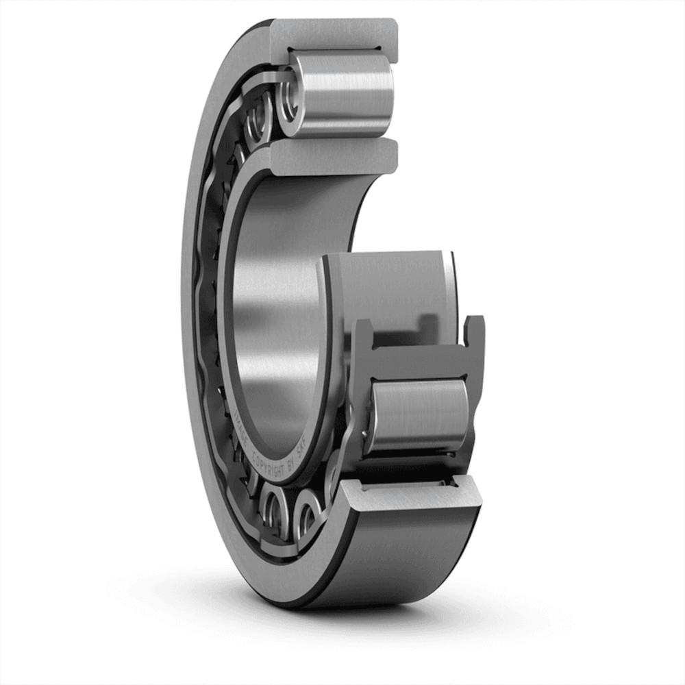 Rolamento Rolos Cilíndricos SKF NU 319 ECJ/C3