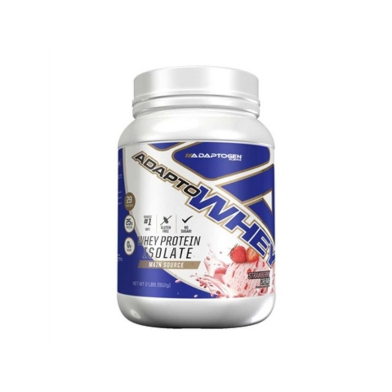 Adapto Whey Isolate 912g - Adaptogen Science