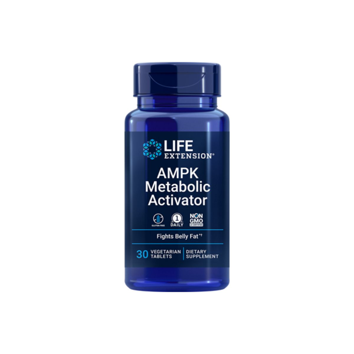 AMPK Matabolic Activator 30 Tabs - Life Extension