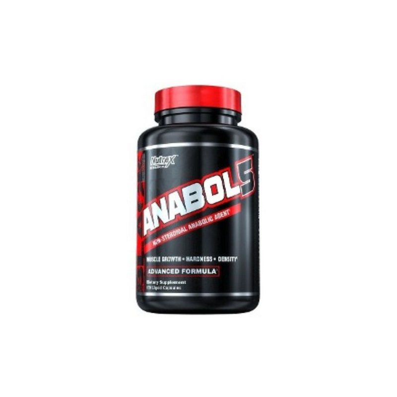 Anabol 5 120 Caps - Nutrex Research