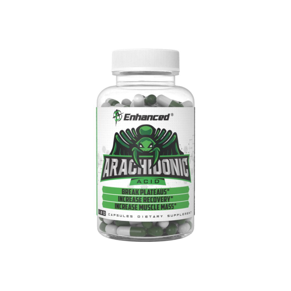 Arachidonic Acid 120 caps - Enhanced Athlete