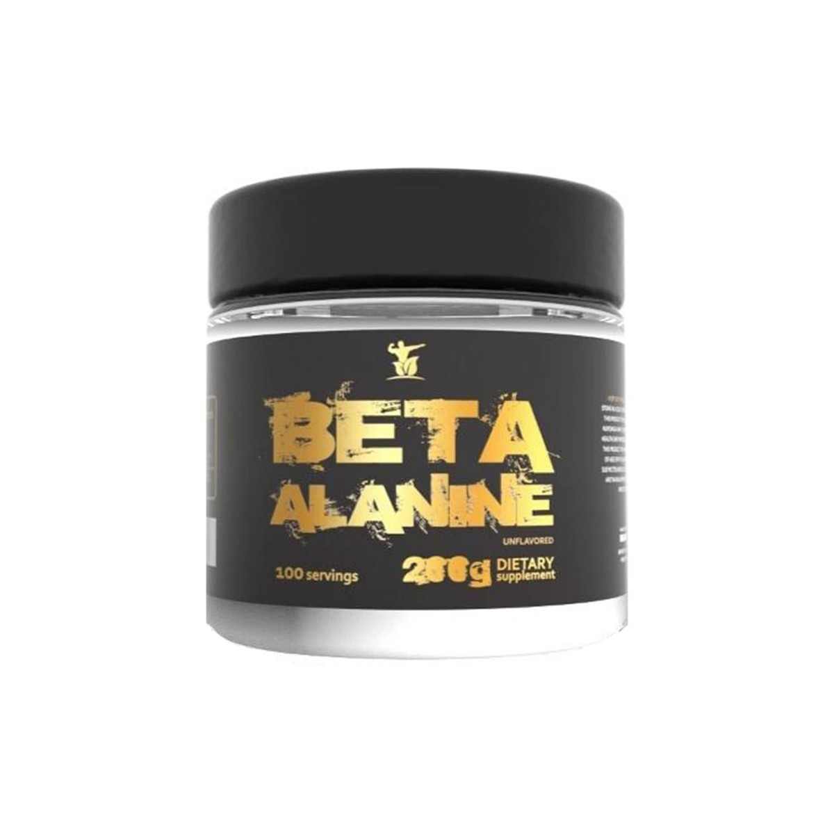 Beta Alanina 100 doses 200g -Bulgarian