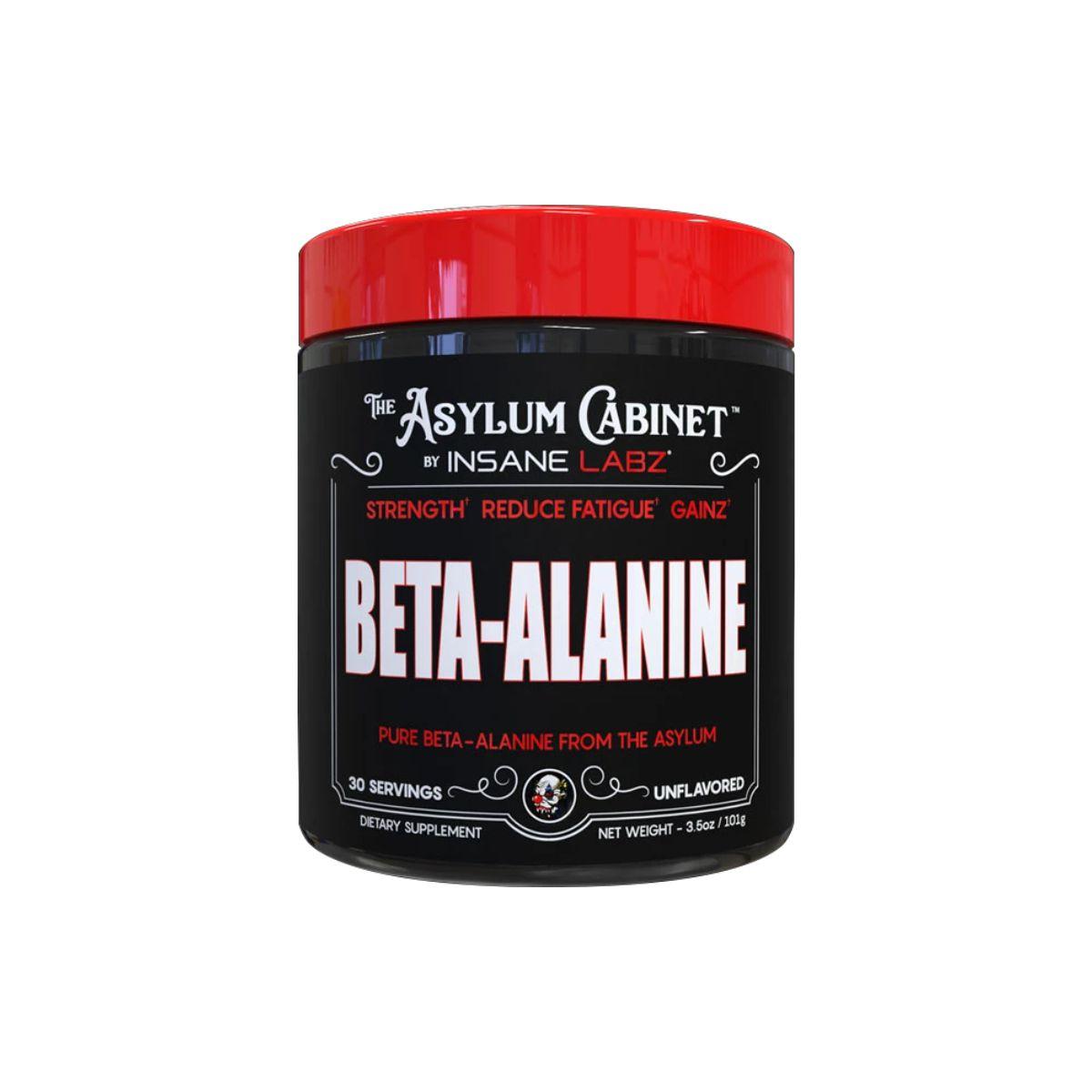 Beta Alanine 30 Doses 101g - Insane Labz