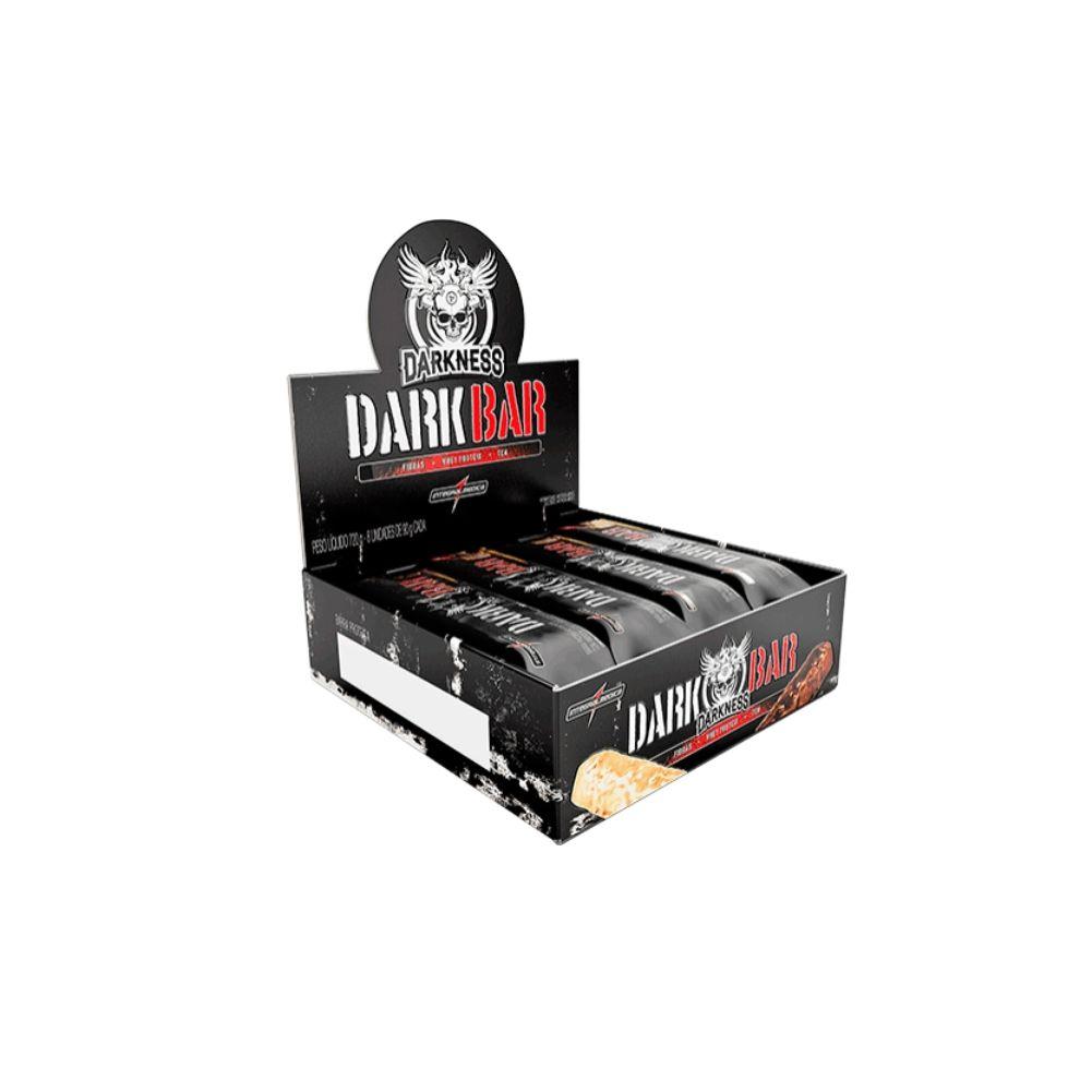 Caixa Dark Whey Bar Sabores Sortidos 8 Unidades - IntegralMédica
