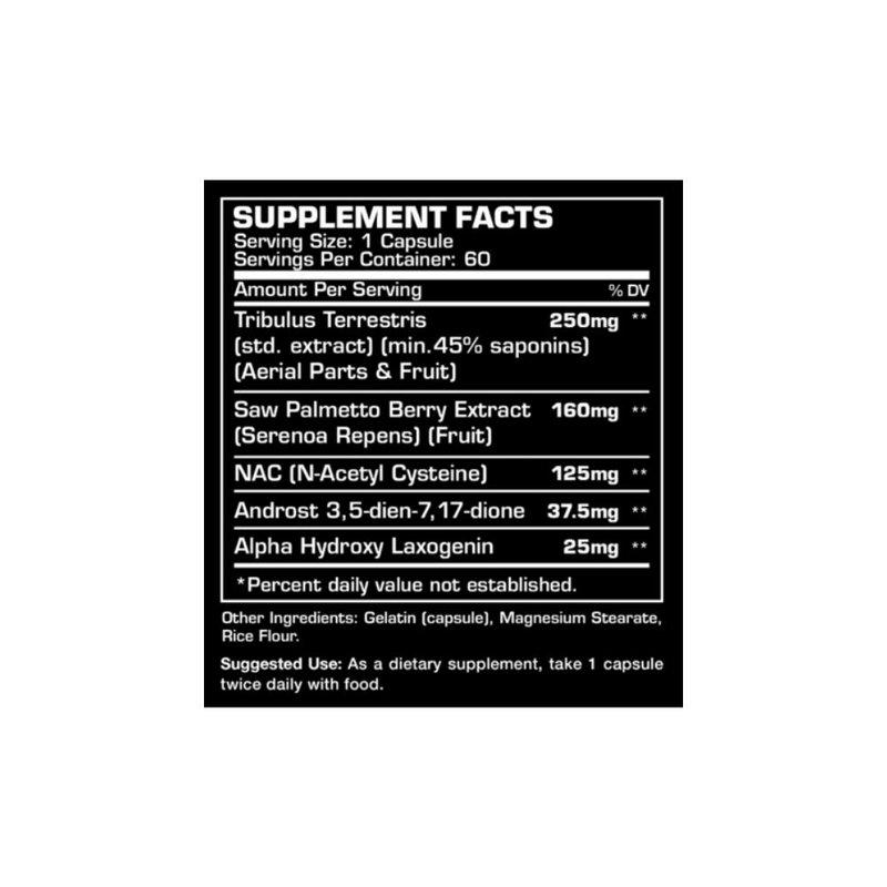 Cicle Reset  TPC 60 Caps - Dragon Pharma