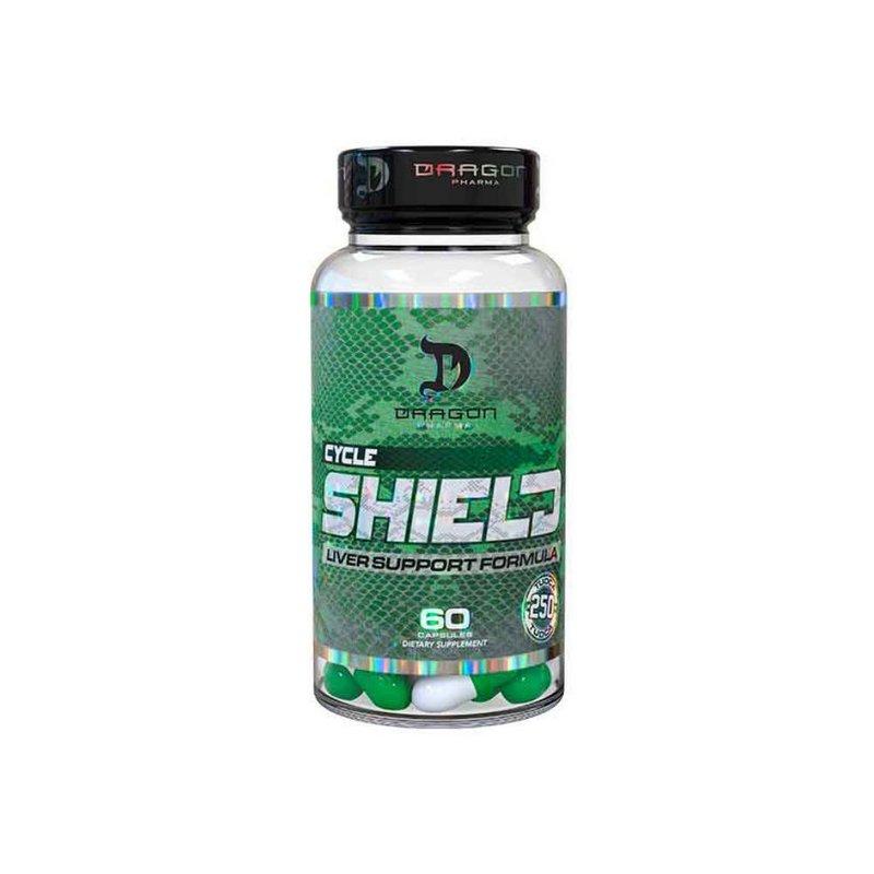 Cicle Shield  60 Caps - Dragon Pharma