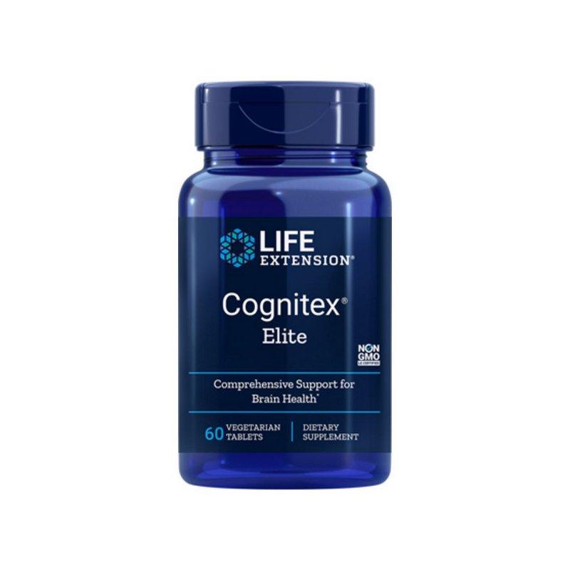 Cognitex Elite 60 Caps - Life Extension