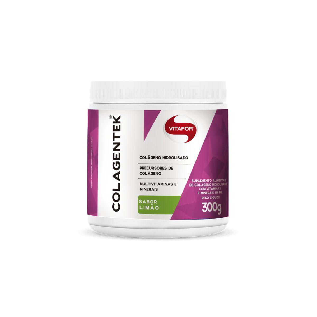 Colagentek 300g - Vitafor