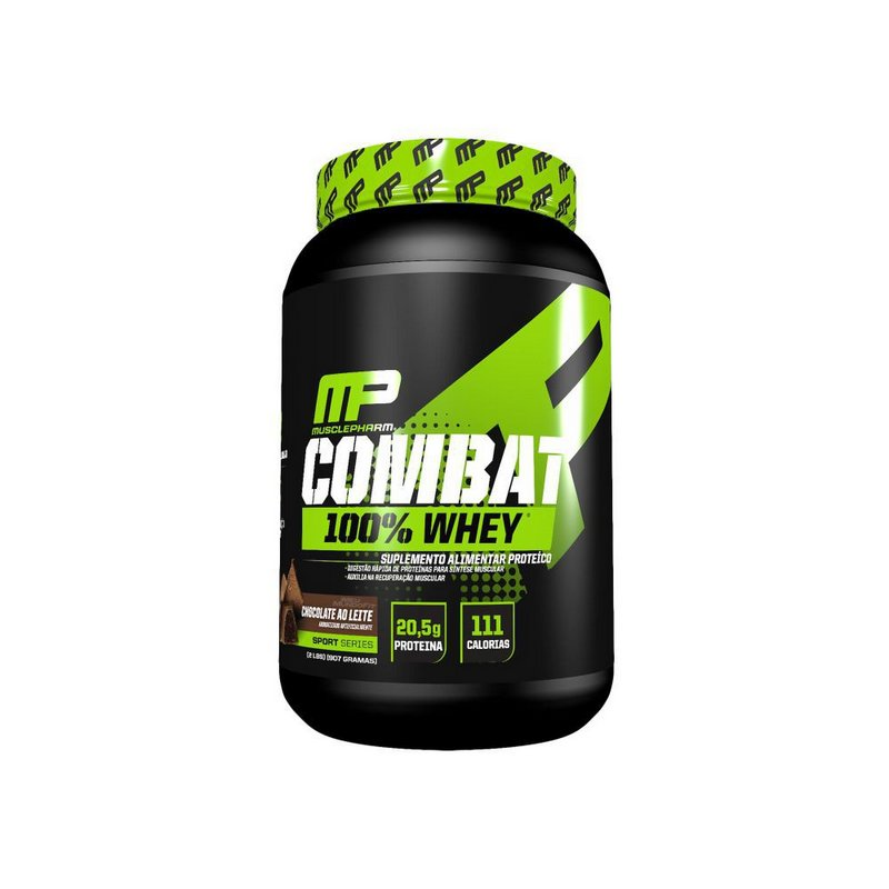 Combat 100% Whey 907g - MusclePharm