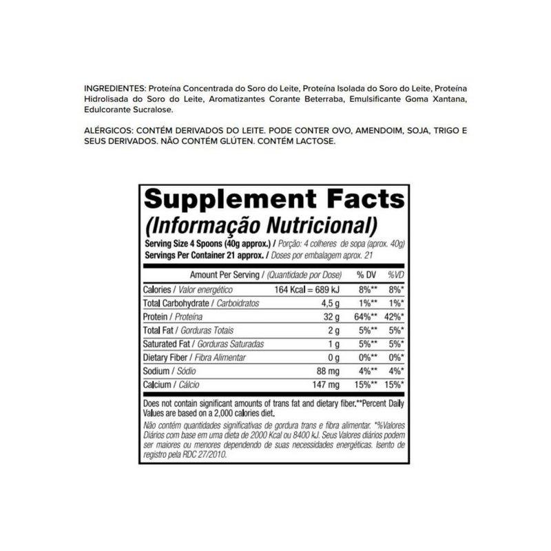 Combo 3 Pacotes Whey Protein 3HD + Creatina 300g - Black Skull