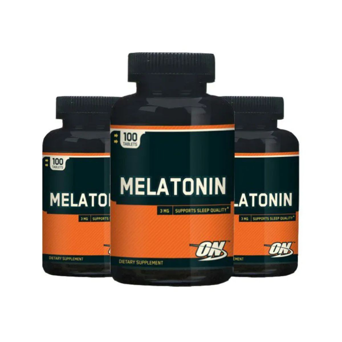 Combo 3 Unidades Melatonina 3mg - Optimun Nutrition