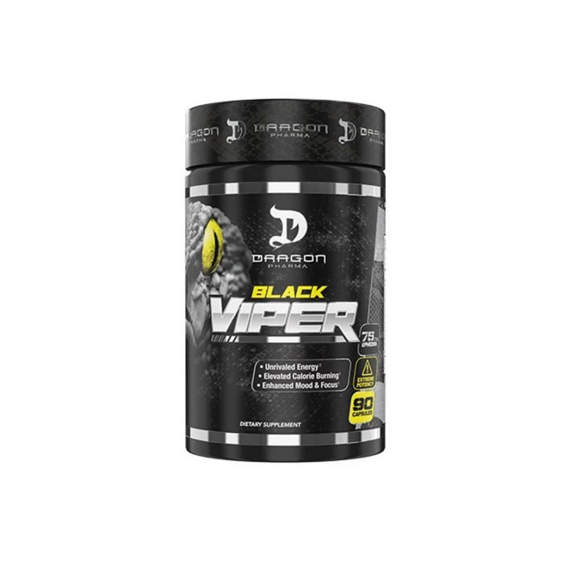 Combo Dragon Pharma Black Viper + Dry Up + Femmatrope