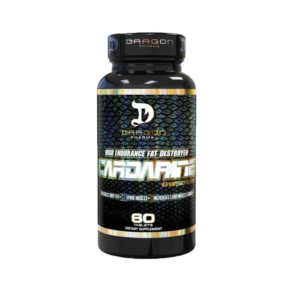 Combo Sarms MK GH (MK677)  + Cardarine - Dragon Pharma