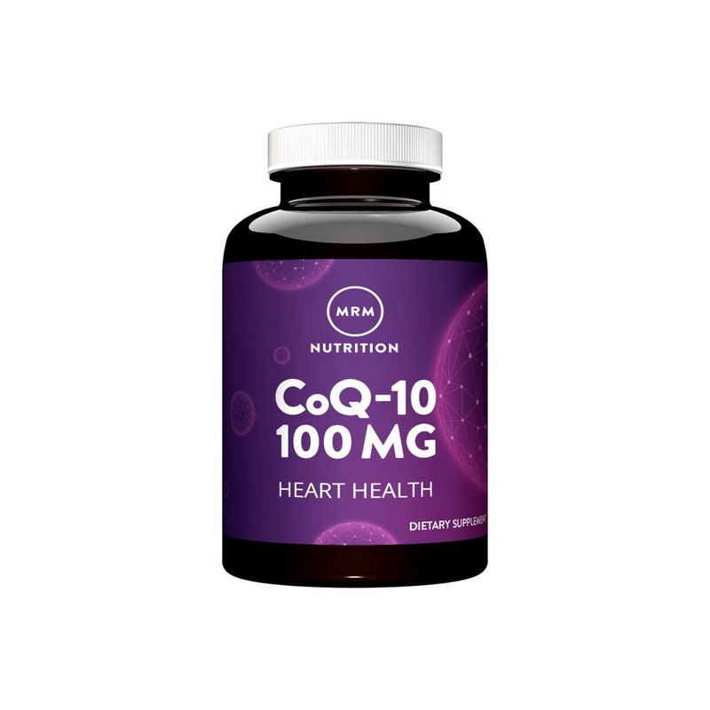 COQ10 100mg 60 Caps - MRM Nutrition