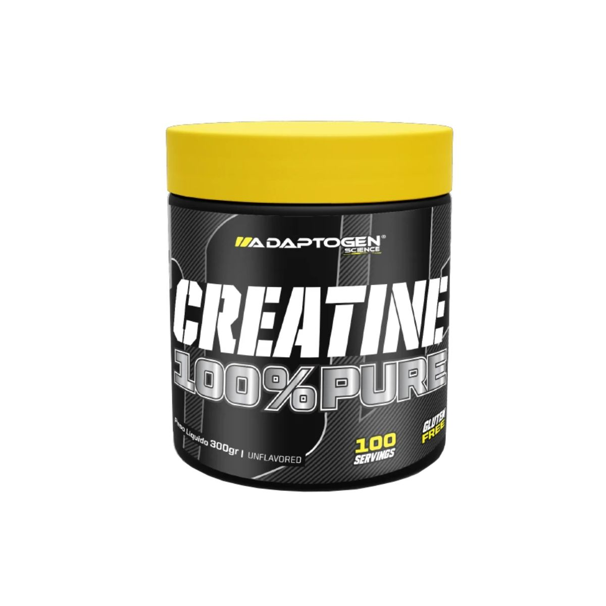 Creatina 100% Pure 300g - Adaptogen