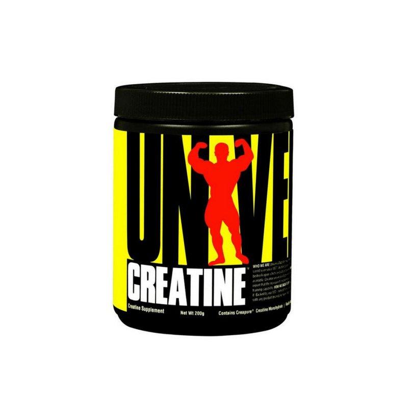 Creatina Monohidratada 200g - Universal Nutrition