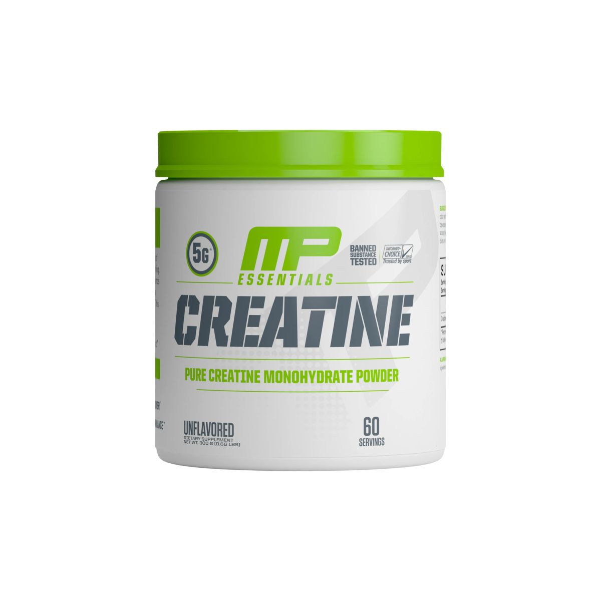 Creatina Pura 300G - Muscle Pharm