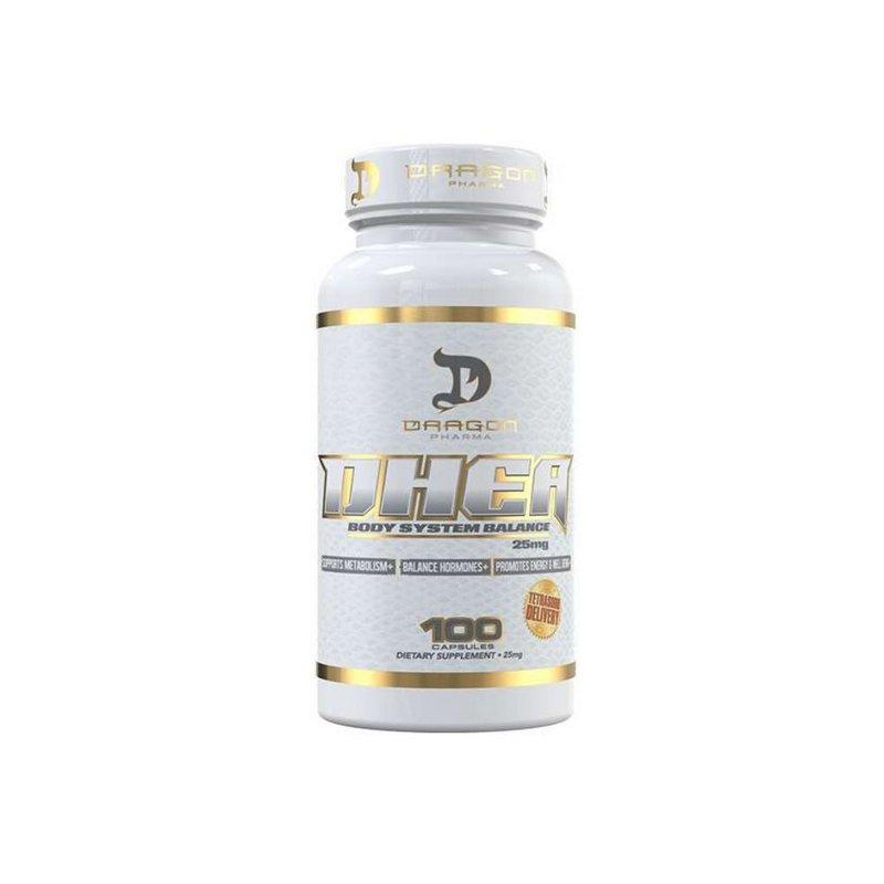 DHEA  25mg 100 caps - Dragon Pharma
