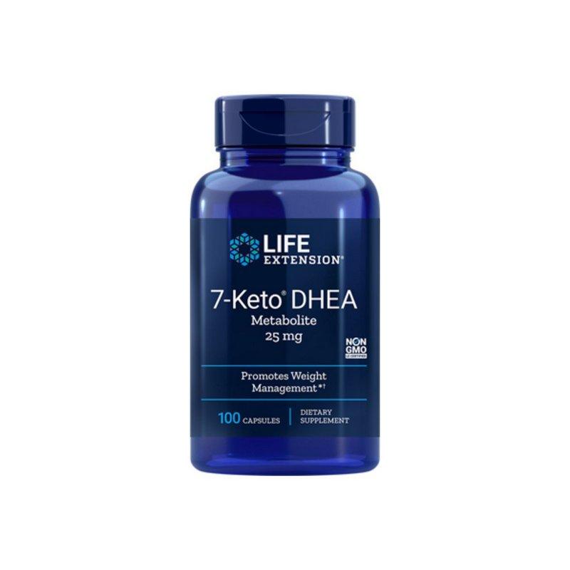 DHEA 7-Keto 25Mg 100 Caps - Life Extension