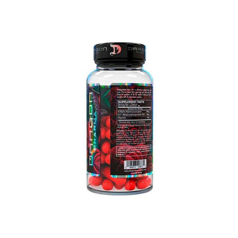 Pró-Hormonal Feminino Fematrope  60 Caps - Dragon Pharma