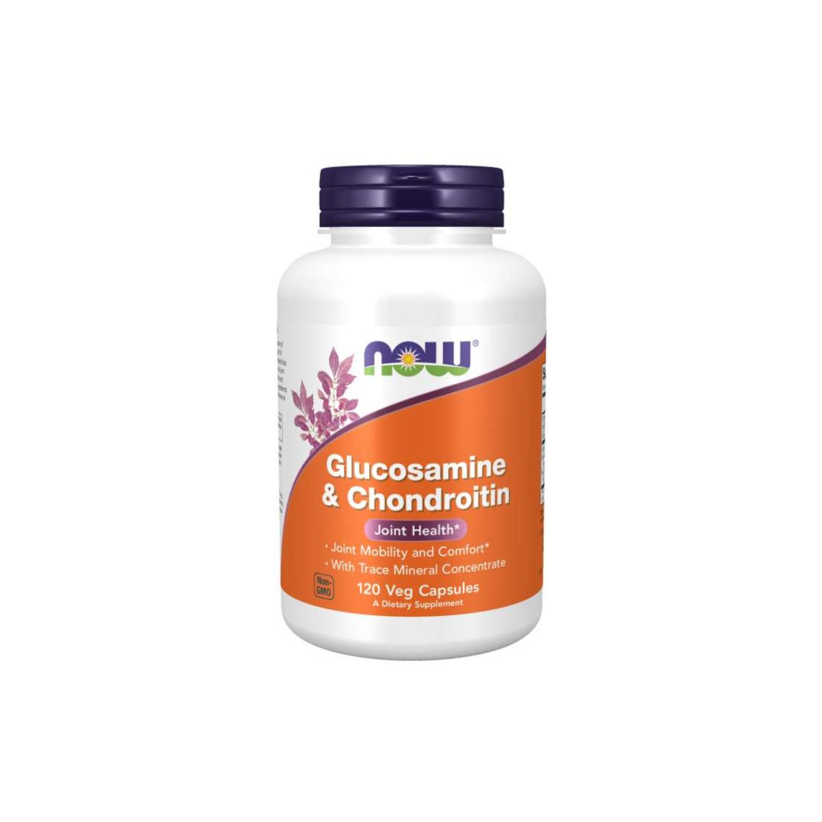 Glucosamine e Chondroitin 120 Caps - Now Foods
