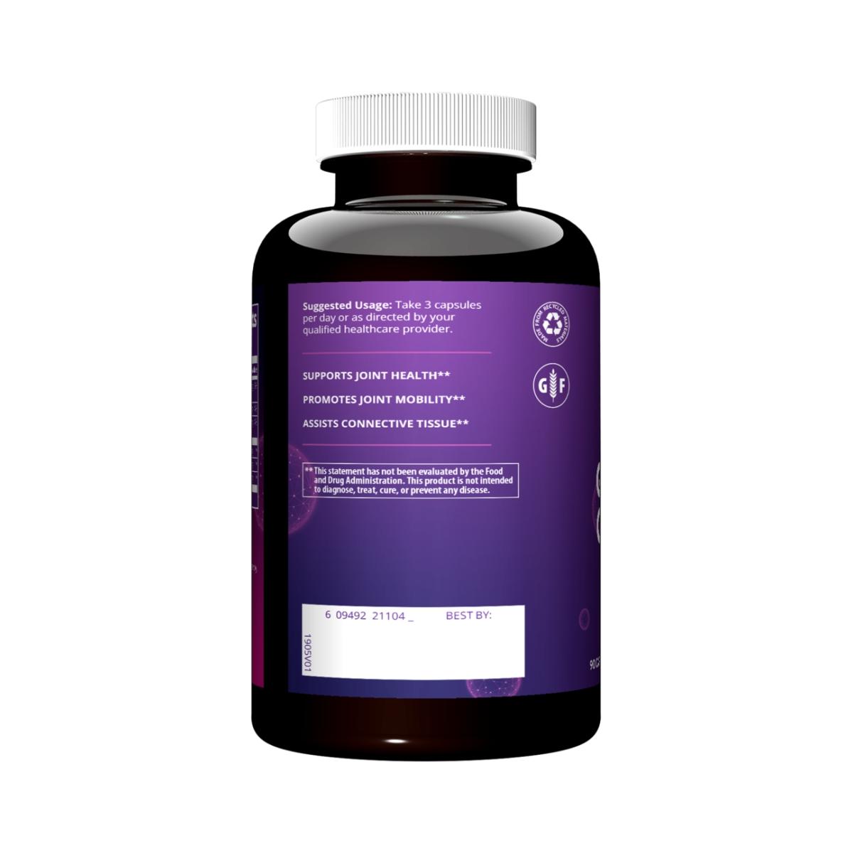Glucosamine e Chondroitin MSM 90Caps - MRM Nutrition
