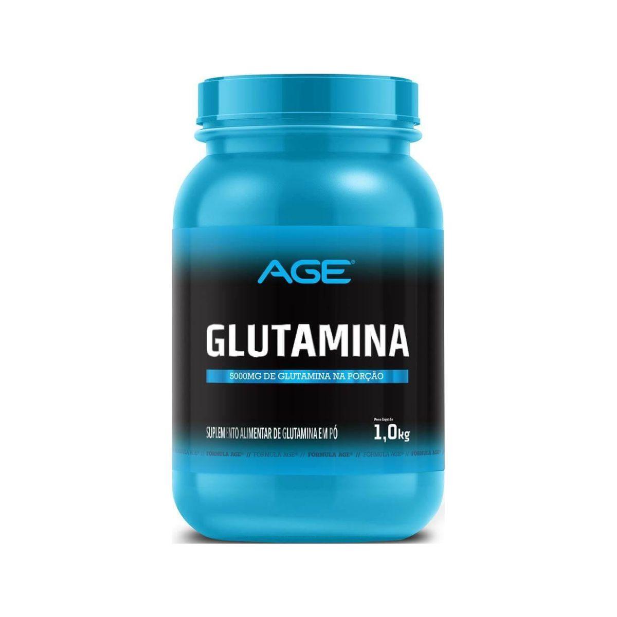Glutamina AGE 1Kg - Nutrilatina