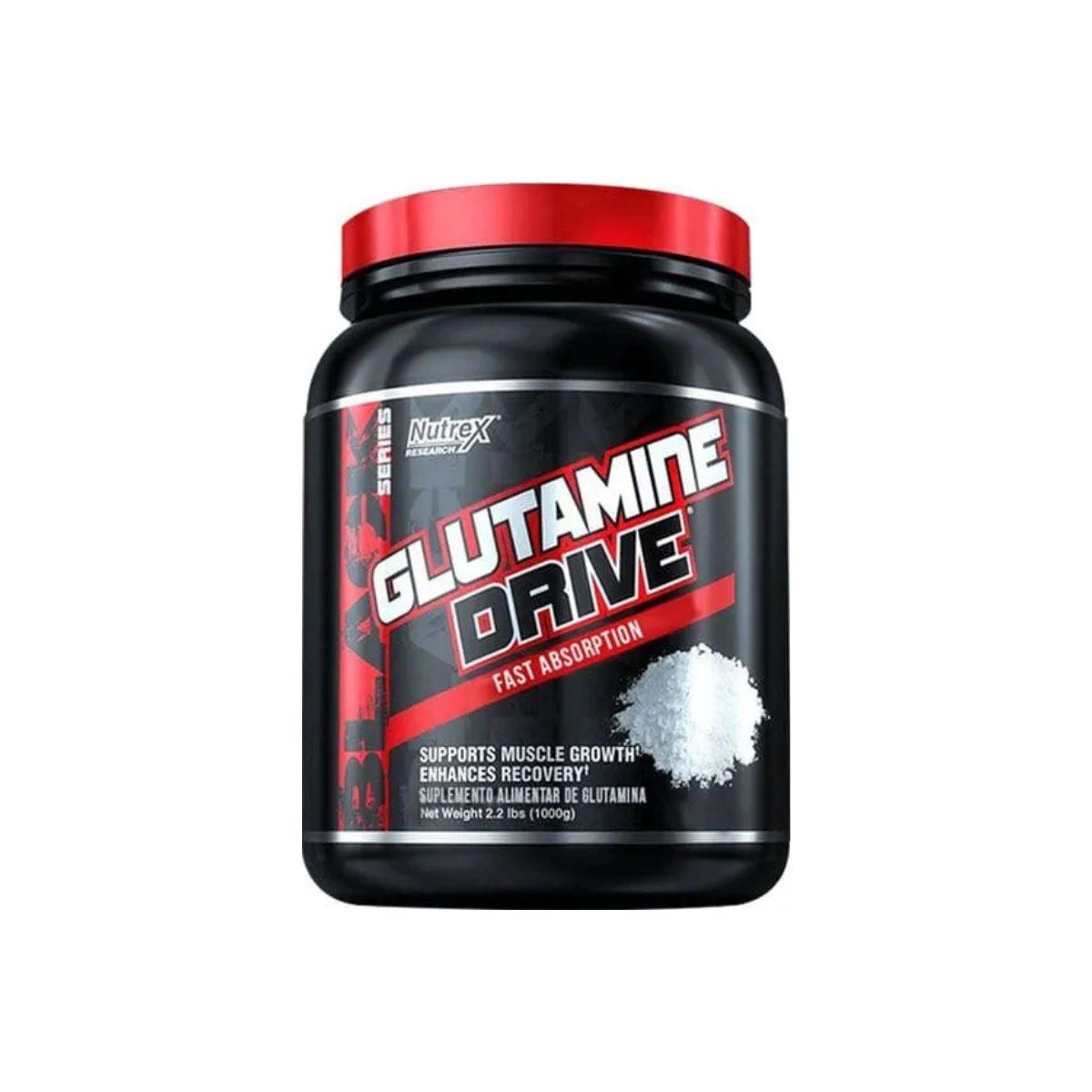 Glutamine Drive Rápida Absorção 1kg - Nutrex