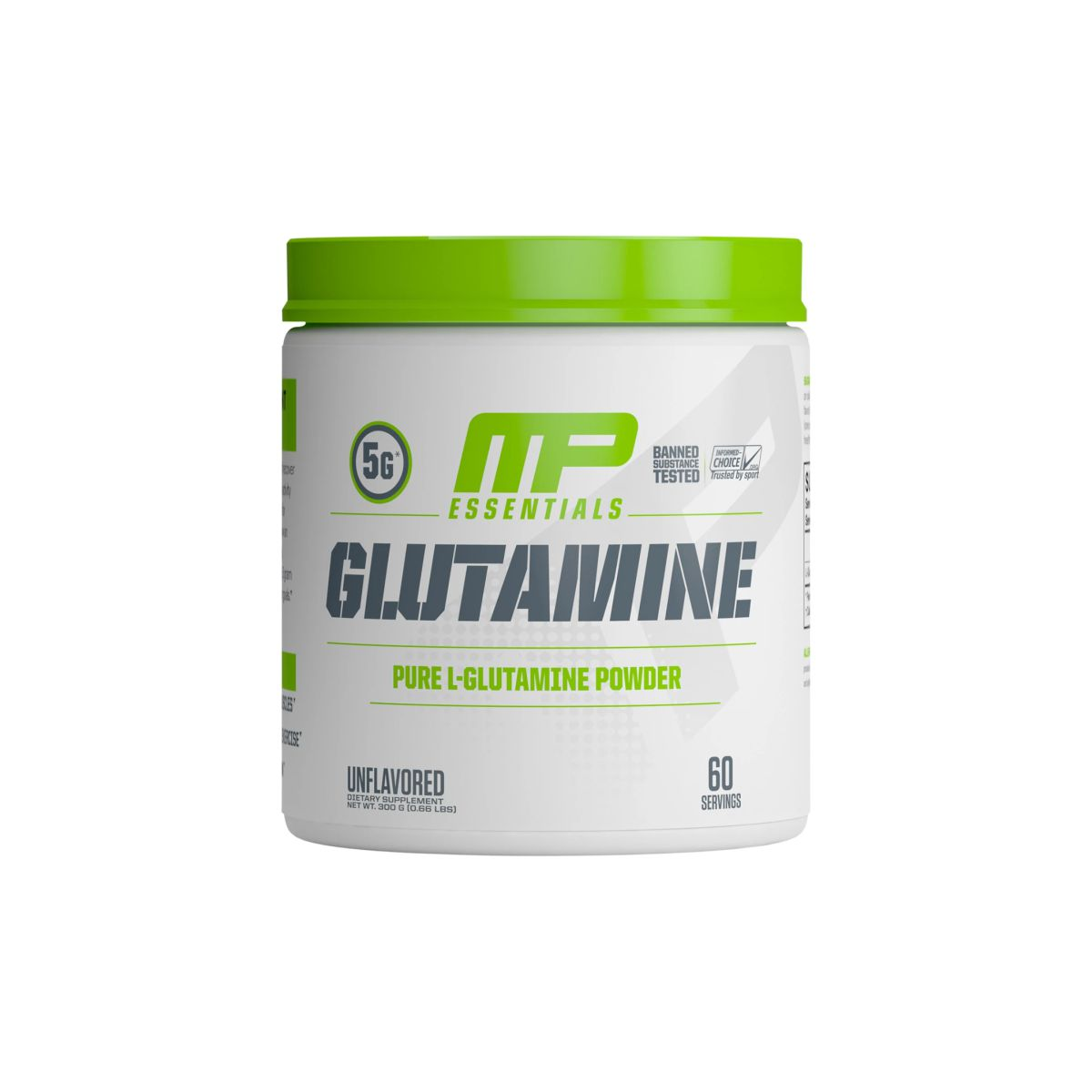 Glutamine Pura 300G - MusclePharm