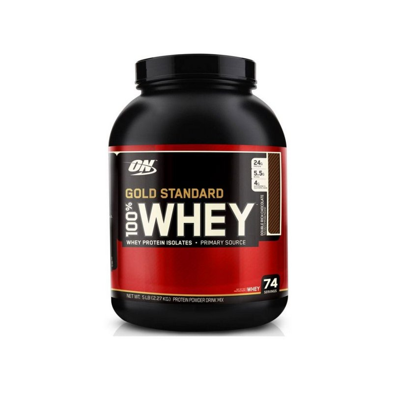 Gold Standard 100% Whey  2,3 kg - Optimum Nutrition