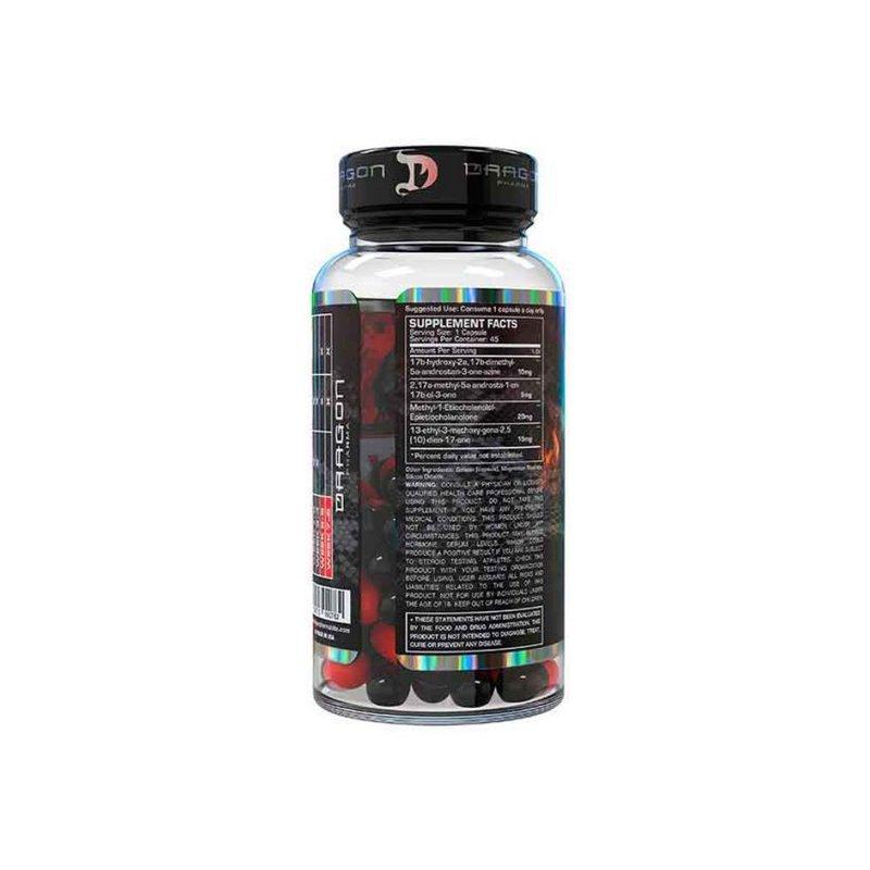 Pró- Hormonal Hydra 45 Caps - Dragon Pharma