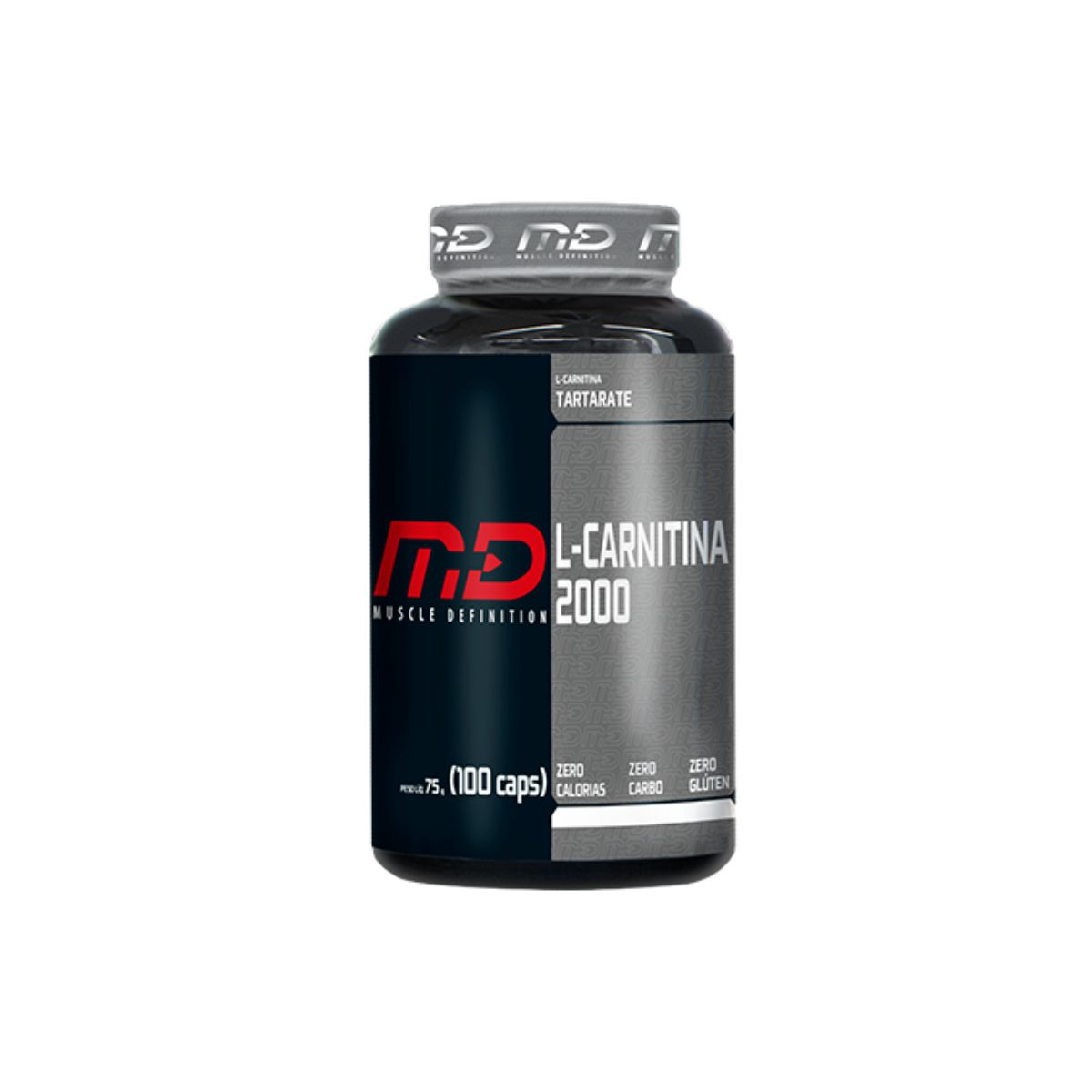 L-Carnitina 2000 100 Caps - Muscle Definition
