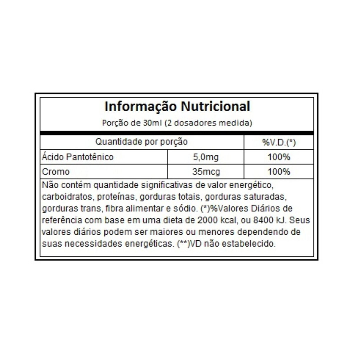 L-Carnitine 3000 + Chromium 960ml - Athletica Nutrition
