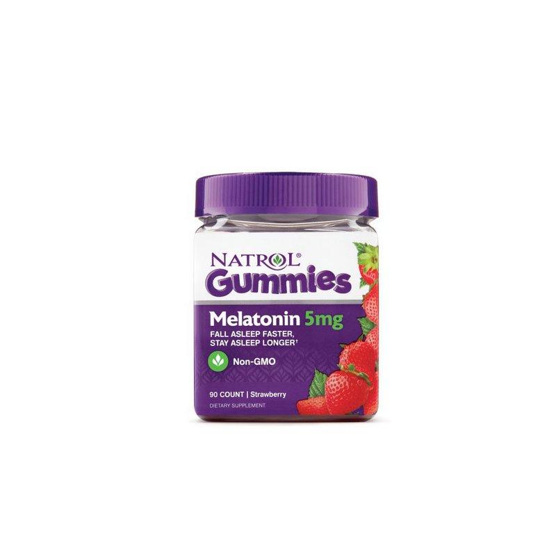 Melatonina Gummies 5Mg  90 Gomas - Natrol