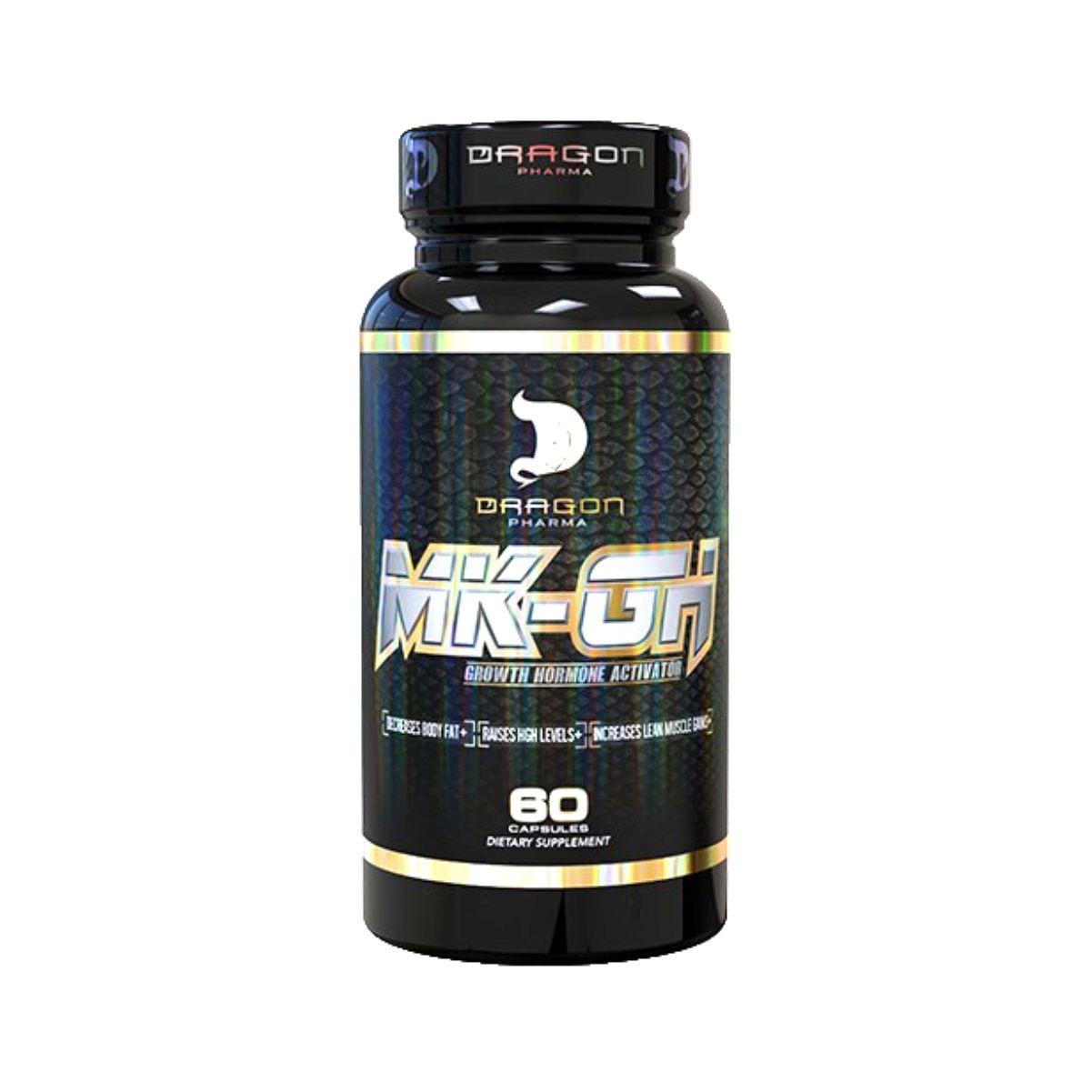 MK GH (MK677) 12,5mg 60 Caps - Dragon Pharma