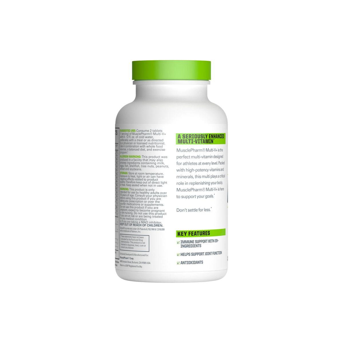 MULTI-V+ (30CAPS) - MusclePharm