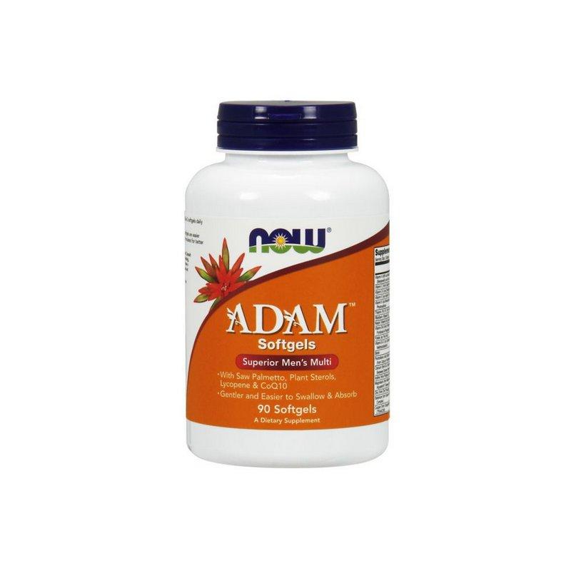 Multivitamínico  Adam 90 Caps - Now Foods
