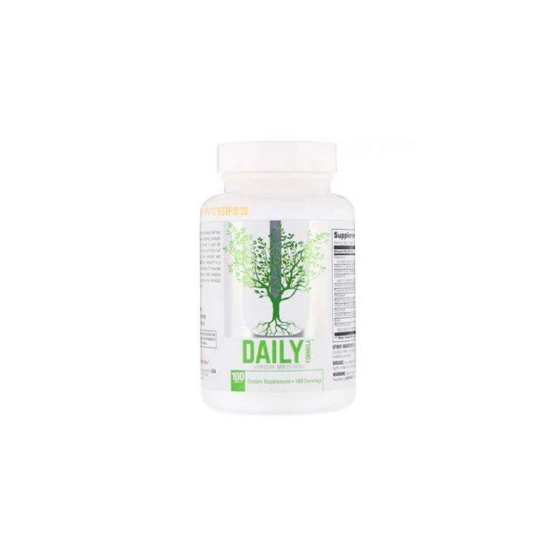 Multivitamínico DAILY 100 comprimidos - Universal Nutrition