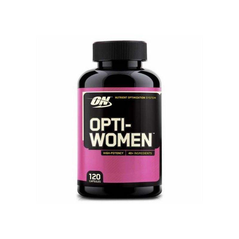 Multivitamínico Optiwoman 120 Tabs -  Optimum