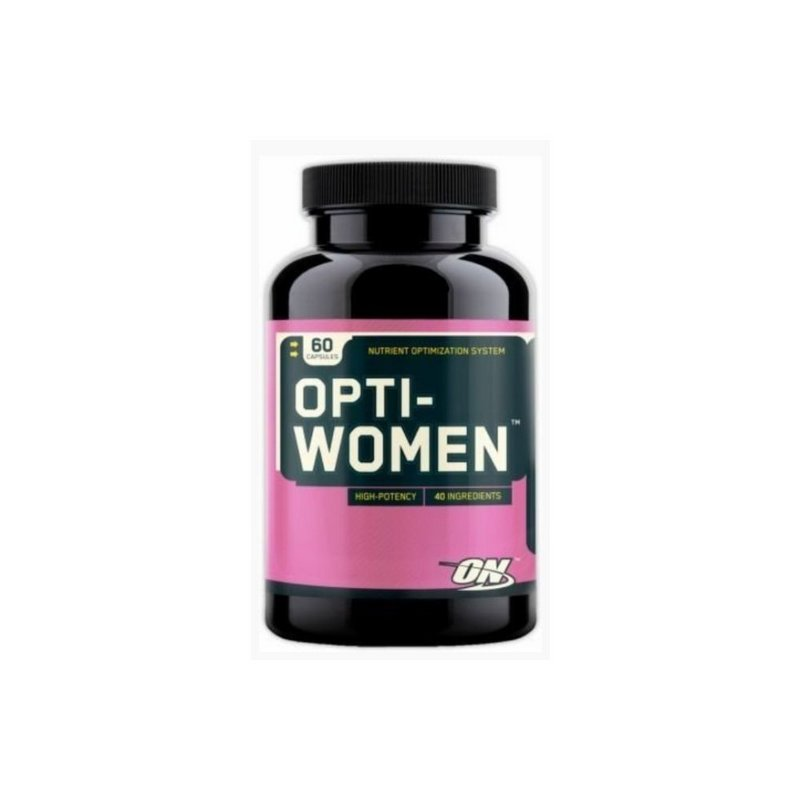 Multivitamínico  Optiwoman 60 Tabs - Optimum