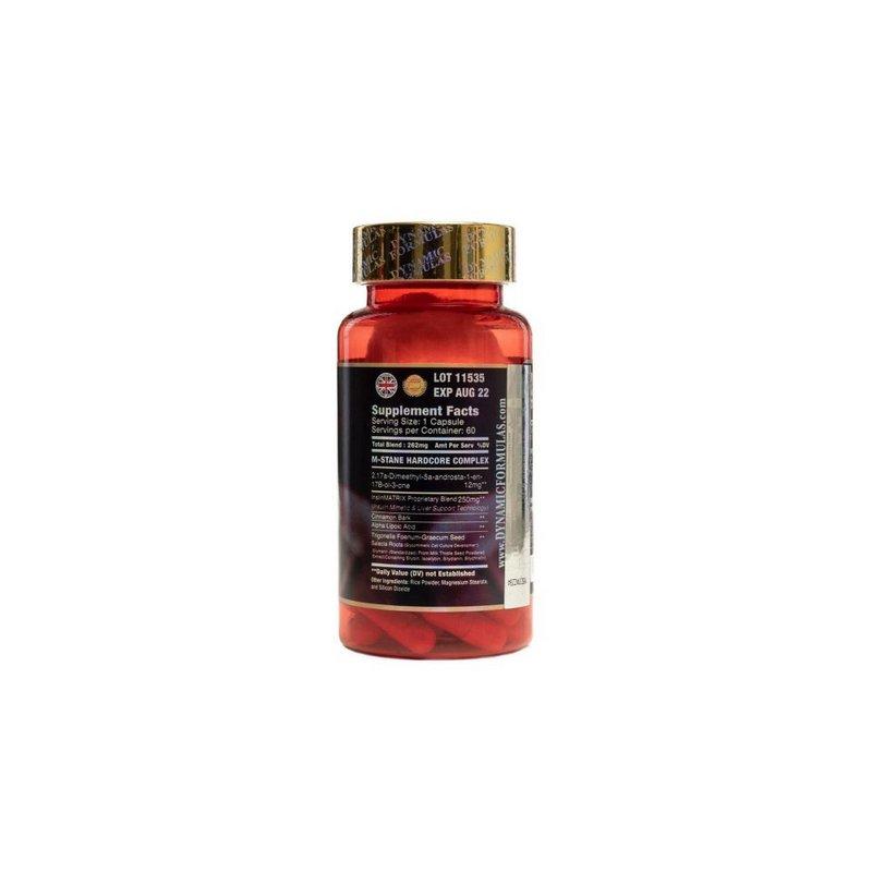 Pró-Hormonal Alpha M1 Hardcore 60 Caps -  Dynamic Formulas